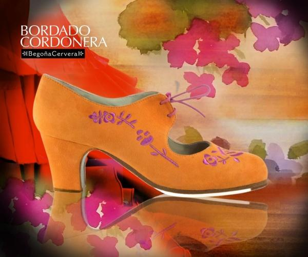 Flamenco Schuhe Model Salon Correa